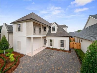 704 Bonnabel Boulevard, Metairie, LA 70005 - MLS#: 2175322