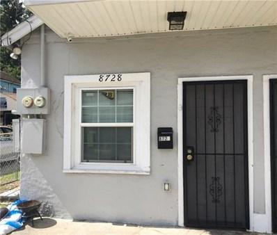 8728 Green Street, New Orleans, LA 70118 - MLS#: 2175399