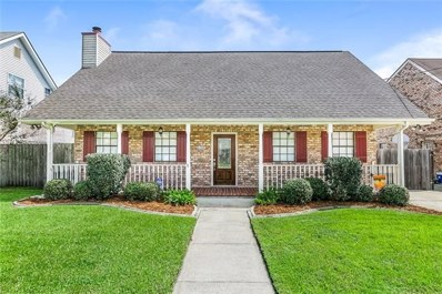 4308 Iowa Avenue, Kenner, LA 70065 - MLS#: 2175436