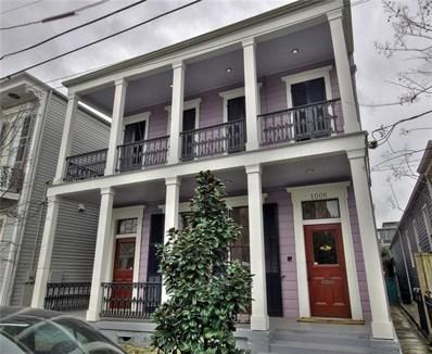 1006 Race Street, New Orleans, LA 70130 - MLS#: 2175536