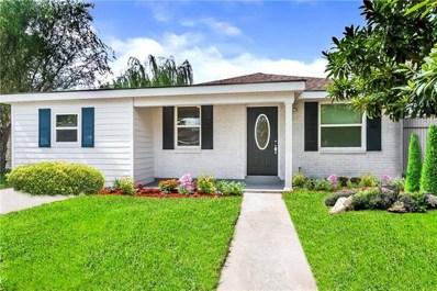 712 Darlene Avenue, Metairie, LA 70003 - MLS#: 2175582