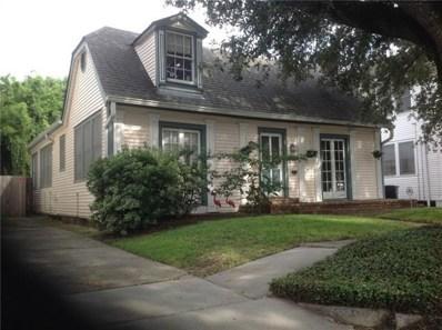 4119 State Street, New Orleans, LA 70125 - MLS#: 2175730