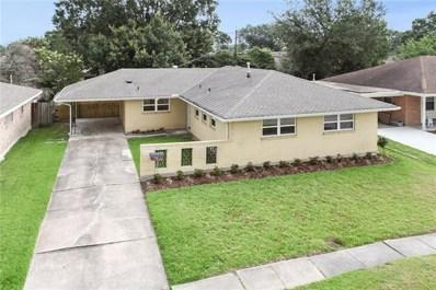 1801 Hall Avenue, Metairie, LA 70003 - MLS#: 2176118