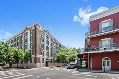 700 S Peters Street UNIT 303, New Orleans, LA 70130 - MLS#: 2176193