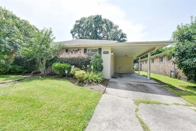 448 Beverly Garden Drive, Metairie, LA 70001 - #: 2176422