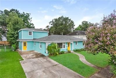 1300 Granada Drive, New Orleans, LA 70122 - #: 2176472
