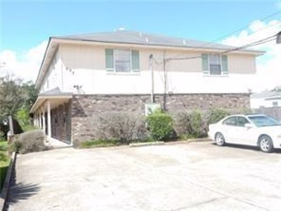 588 Oak Avenue UNIT D, Harahan, LA 70123 - #: 2176561