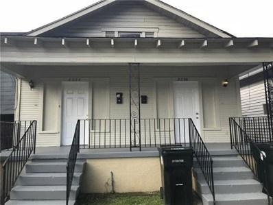 8326 Nelson Street, New Orleans, LA 70118 - MLS#: 2176785