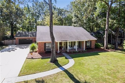 6 Colony Trail Drive, Mandeville, LA 70448 - #: 2177106
