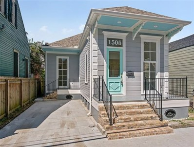 1505 Marais Street, New Orleans, LA 70116 - MLS#: 2177225