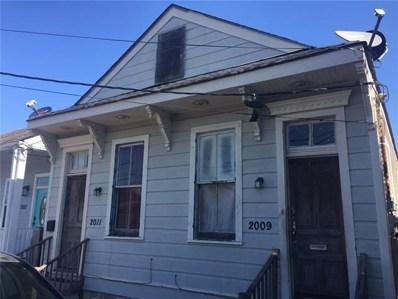 2009 6TH Street, New Orleans, LA 70115 - MLS#: 2177336