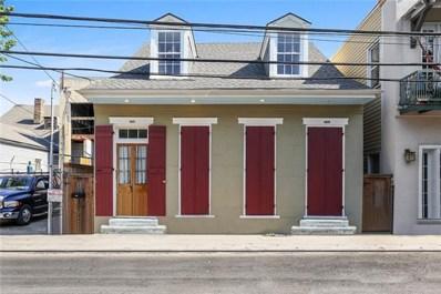 1923 Burgundy Street, New Orleans, LA 70116 - MLS#: 2177369