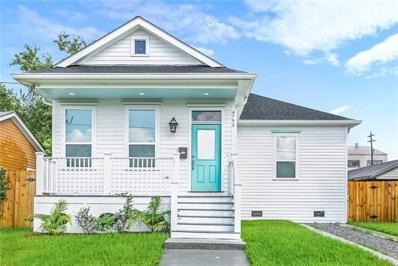 4793 Pauline, New Orleans, LA 70122 - MLS#: 2177489