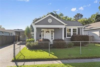608 Terrace, Jefferson, LA 70121 - MLS#: 2177548