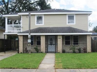2119 Gallier, New Orleans, LA 70117 - MLS#: 2177591