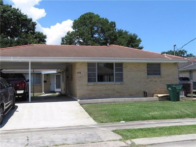 612 Oaklawn Drive, Metairie, LA 70005 - #: 2177709