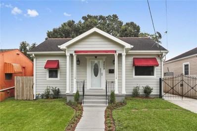 4809 St Anthony Street, New Orleans, LA 70122 - MLS#: 2177764