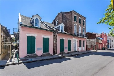 416 Burgundy Street UNIT 3, New Orleans, LA 70112 - MLS#: 2177917