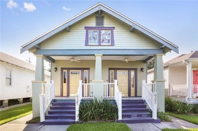 6525 Wuerpel Street, New Orleans, LA 70124 - #: 2178146
