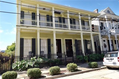 1520 St Mary Street UNIT F, New Orleans, LA 70130 - #: 2178223