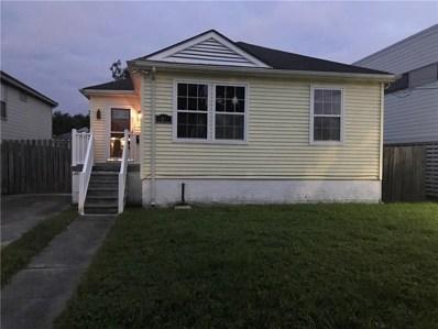 6037 Cameron Boulevard, New Orleans, LA 70122 - MLS#: 2178477