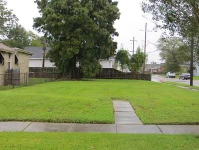 4605 St Anthony Avenue, New Orleans, LA 70122 - MLS#: 2178590