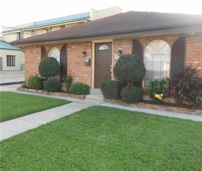 902 Focis Street UNIT Rear, Metairie, LA 70005 - #: 2178664