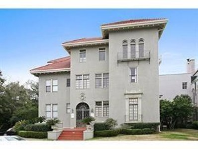 5912 St Charles Avenue UNIT H, New Orleans, LA 70118 - #: 2178800