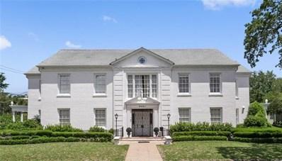 6401 Fontainebleau Drive, New Orleans, LA 70125 - #: 2178874