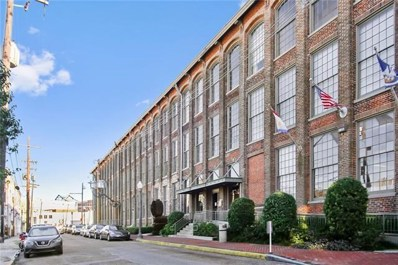 920 Poeyfarre Street UNIT 416, New Orleans, LA 70130 - #: 2179002