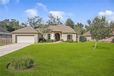 325 Clover Meadow Drive, Covington, LA 70433 - #: 2179276