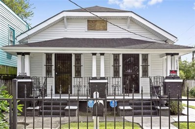 2116 Laurel Street, New Orleans, LA 70130 - MLS#: 2179540
