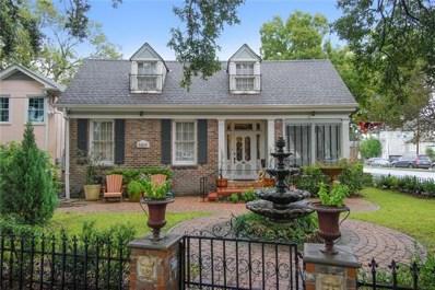 5801 S Claiborne Avenue, New Orleans, LA 70125 - MLS#: 2179744