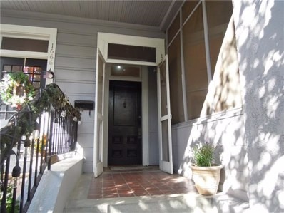 1668 Dufossat Street, New Orleans, LA 70115 - #: 2179783