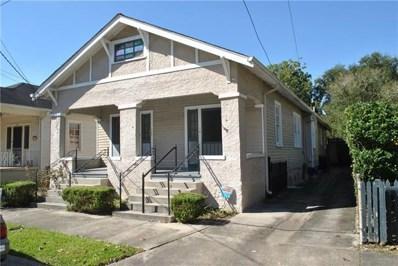 1014 Eleonore Street, New Orleans, LA 70115 - #: 2179804
