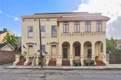 1118 Orange Street UNIT 7, New Orleans, LA 70130 - MLS#: 2179959