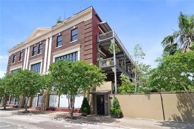 1301 N Rampart Street UNIT 206, New Orleans, LA 70116 - MLS#: 2180243