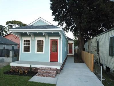 816 Monroe Street, Gretna, LA 70053 - MLS#: 2180365