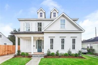 611 Homestead Avenue, Metairie, LA 70005 - MLS#: 2180513