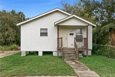 9427 Colapissa Street, New Orleans, LA 70118 - #: 2180601