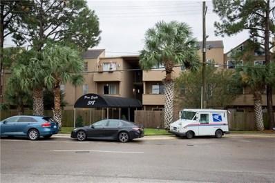 318 Lake Marina Drive UNIT 306, New Orleans, LA 70124 - MLS#: 2180716