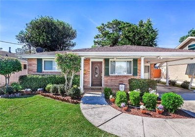 1404 Poinsetta Street, Metairie, LA 70005 - MLS#: 2180973
