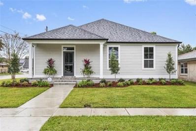 1701 Thomas Street, Gretna, LA 70053 - MLS#: 2181045