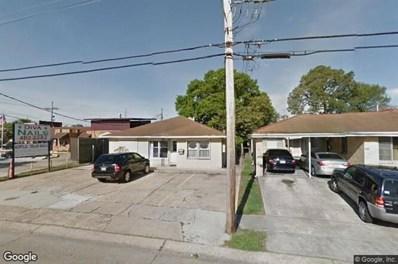 608 Oaklawn Drive, Metairie, LA 70005 - MLS#: 2181488