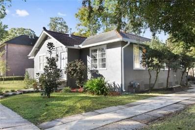53 Beverly Garden Drive, Metairie, LA 70001 - #: 2181500