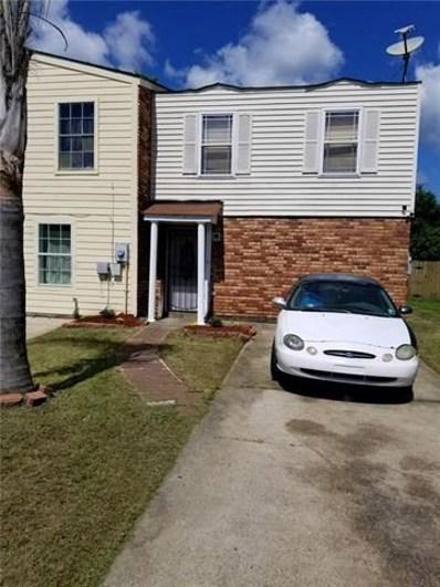 6657 Harbourview Drive UNIT 1, New Orleans, LA 70126 - MLS#: 2181516