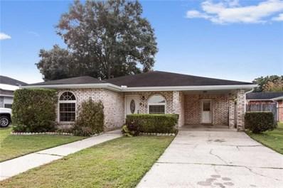 413 Baroni Drive, Kenner, LA 70065 - MLS#: 2181615