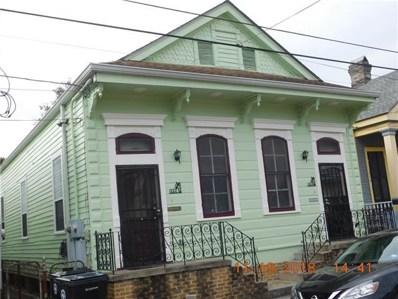 1222 St Anthony Street, New Orleans, LA 70116 - MLS#: 2181716