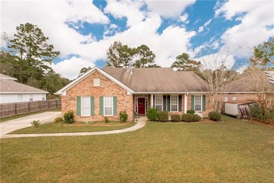 562 Red Bud Lane, Slidell, LA 70460 - MLS#: 2181728