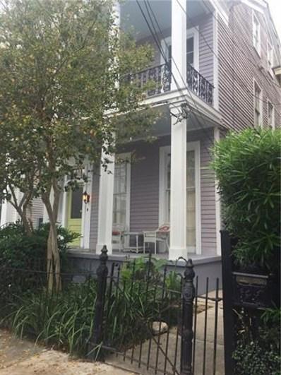 1707 Second Street UNIT 4, New Orleans, LA 70113 - #: 2181808